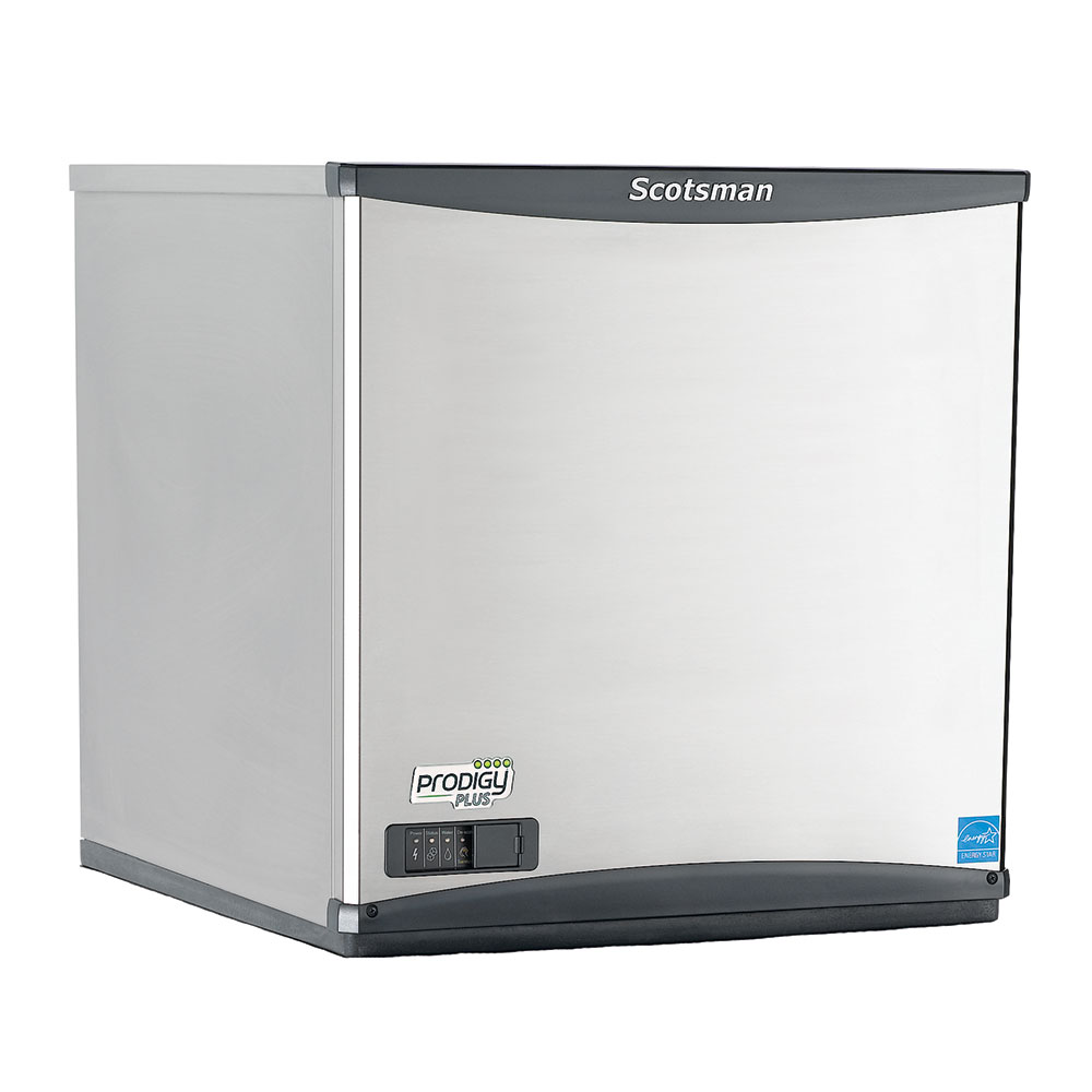"Scotsman C0322MW-1 22"" Medium Cube Ice Machine Head - 366-lb/24-hr, Water Cooled, 115v"