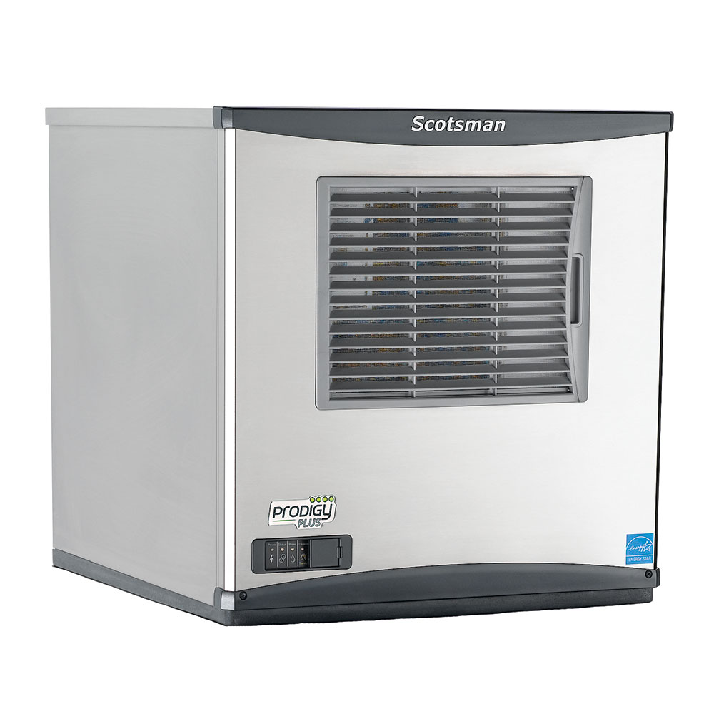 """Scotsman C0322SA-1 22"""" Small Cube Ice Machine Head - 356-lb/24-hr, Air Cooled, 115v"""