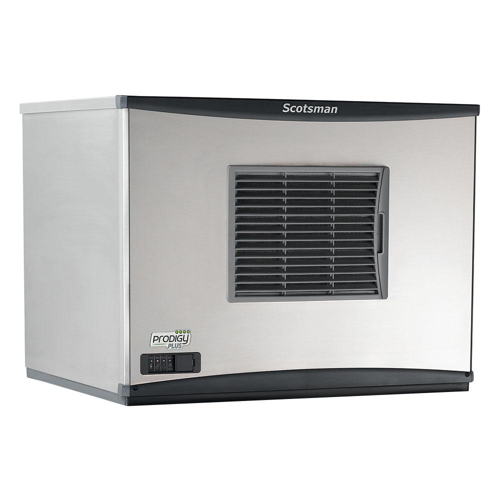 """Scotsman C0330SA-1 30"""" Small Cube Ice Machine Head - 350-lb/24-hr, Air Cooled, 115v"""