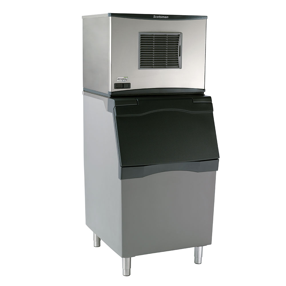 Scotsman C0330SA1AB330P Prodigy Cube Style Ice Maker - 344-lb Bin, 344-lb/24-hr, Air-Cool