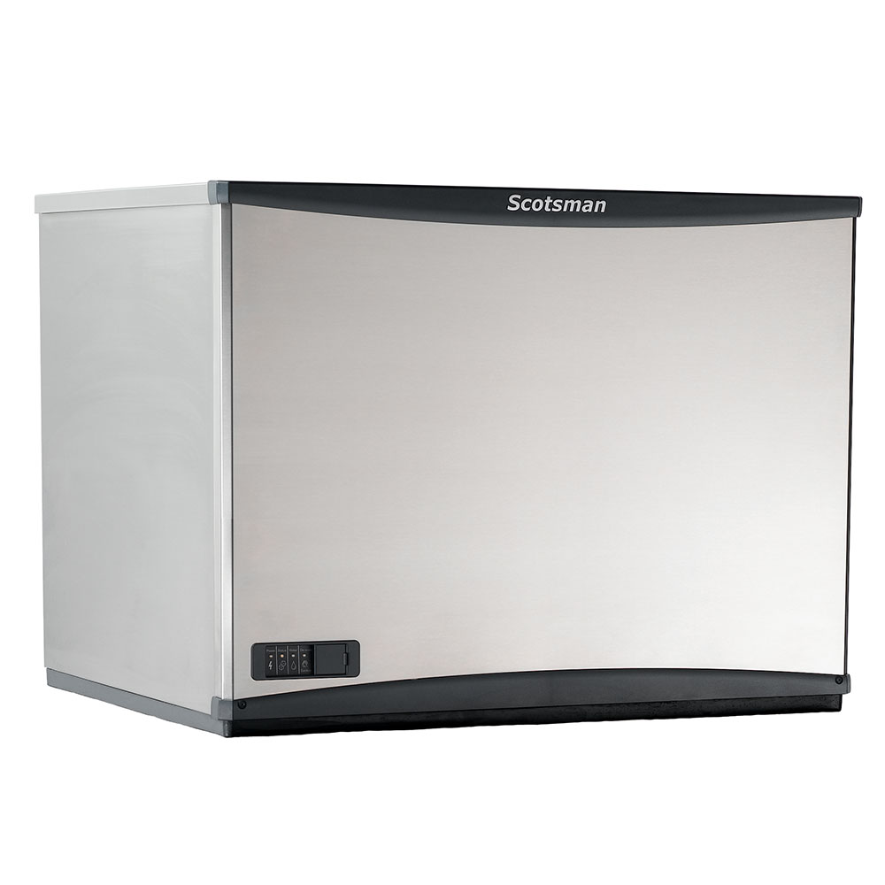 """Scotsman C0330SW-1 30"""" Small Cube Ice Machine Head - 400-lb/24-hr, Water Cooled, 115v"""