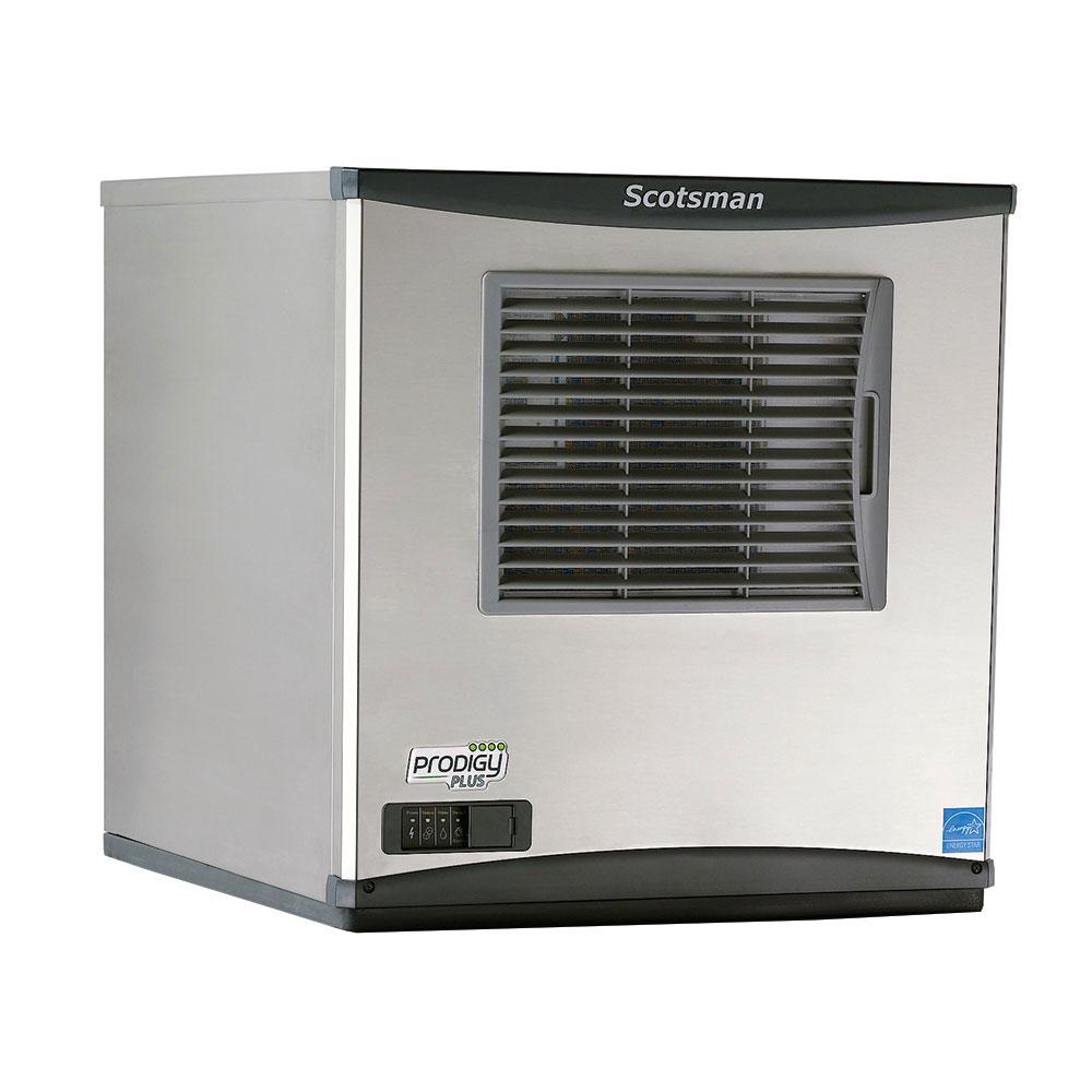 "Scotsman C0522MA-1 22"" Medium Cube Ice Machine Head - 475-lb/24-hr, Air Cooled, 115v"