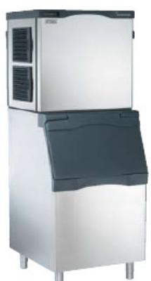 Scotsman C1030SA32AB842S Prodigy Small Cube Style Ice Maker w/ 1077-lb/24-hr & 778-lb Bin Capacity, Air Cool