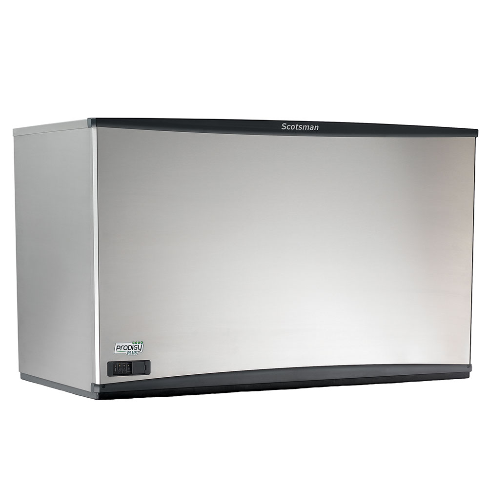 "Scotsman C1848MR-32 48"" Medium Cube Ice Machine Head - 1828-lb/24-hr, Air Cooled, 208v/1ph"