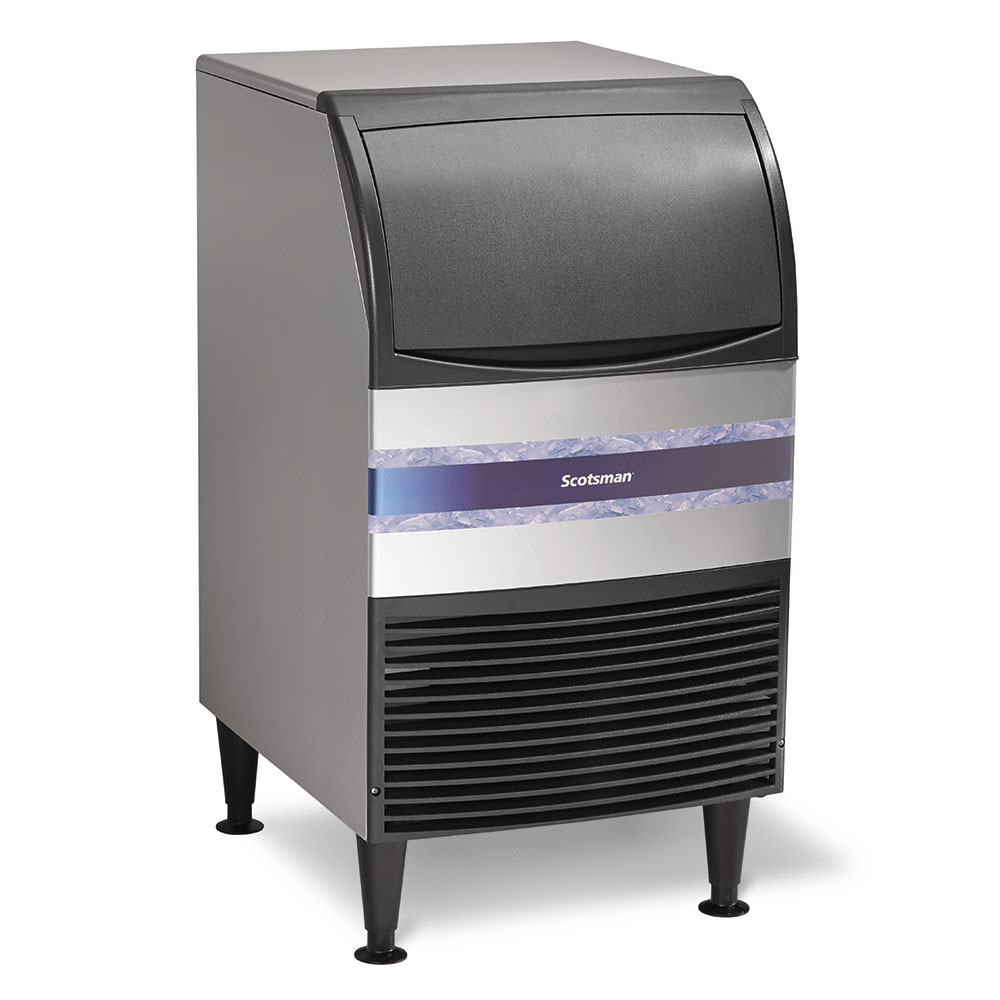 Scotsman CU0920MA-1 Full Cube Ice Maker - 100-lb/24hr, 36-lb Bin Capacity, Air Cool