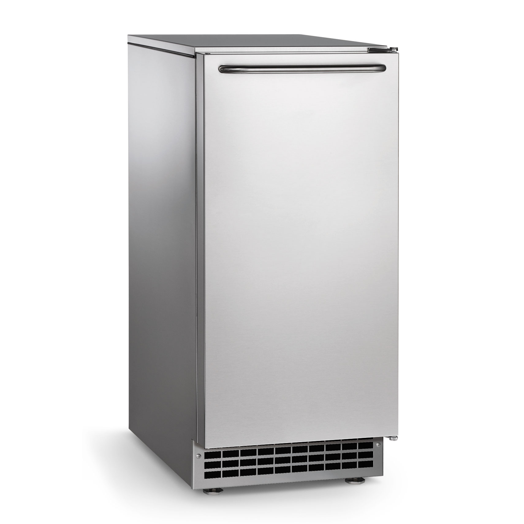 Scotsman CU50PA-1 Undercounter Top Hat Ice Maker - 65-lbs/day, Pump Drain, Outdoor Rated, 115v