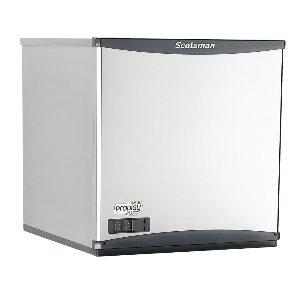 Scotsman F0522W Water-Cool Flake Ice Maker - 530-lb/24-hr, Stainless, 115v