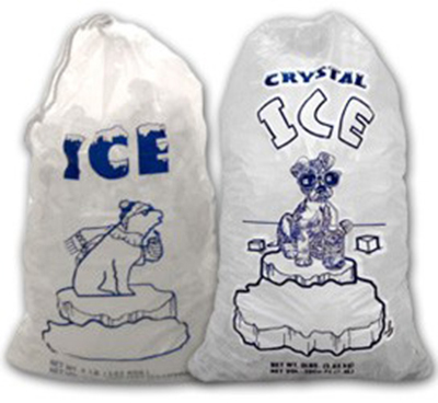 Scotsman KBAG Ice Bags, Case of 1000