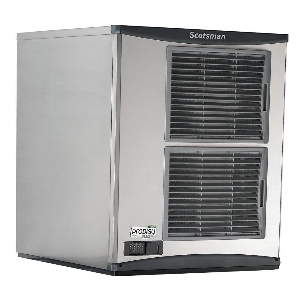 """Scotsman N1322A-32 22"""" Nugget Ice Machine Head - 1180-lb/24-hr, Air Cooled, 208-230v/1ph"""
