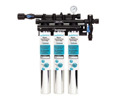 Scotsman ADS-AP3 AquaPatrol Water Filtration System, Triple
