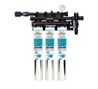 Scotsman ADS-AP3 AquaPatrol Water Filtration System, Triple