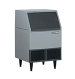 Scotsman AFE424A-1 Flake Style Ice Maker w/ 395-lb/24-hr & 80-lb Bin Cap., Air Cool, Grey