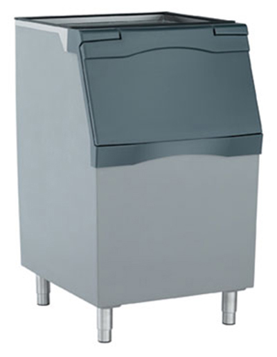 Scotsman B530P Ice Bin for Top Mount Maker w/ 536-lb Capacity, Roto Cast Plastic