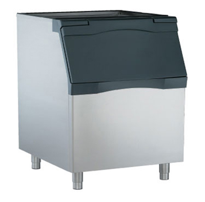 Scotsman B842S Ice Bin for Top Mount Maker w/ 778-lb Capacity, Metallic Finish