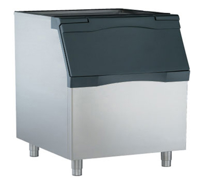 Scotsman B948S Ice Bin for Top Mount Maker w/ 893-lb Capacity, Metallic Finish