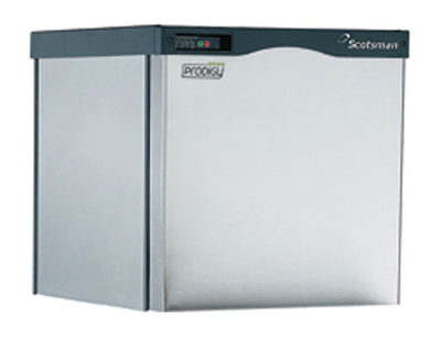 Scotsman C0322MW-1 Prodigy Medium Cube Style Ice Maker w/ 366-lb/24-hr Capacity, Water Cool, 115v