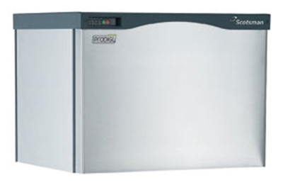 Scotsman C0530SR-1 Prodigy Small Cube Style Ice Maker w/ 511-lb/24-hr Capacity, Air Cool, Remote, 115v