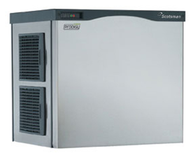 Scotsman C1030SA-32 Prodigy Small Cube Style Ice Maker w/ 1077-lb/24-hr Capacity, Air Cool, 208/1v