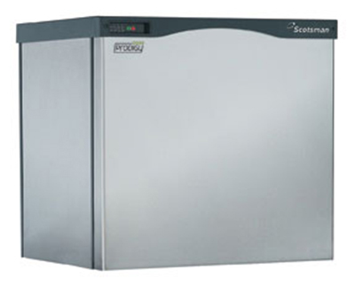 Scotsman C1030SR-3 Prodigy Small Cube Style Ice Maker w/ 996-lb/24-hr Capacity, Remote, Air Cool, 208/3v
