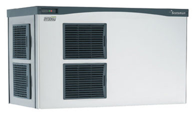 Scotsman C1448SA-32 Prodigy Small Cube Style Ice Maker w/ 1553-lb/24-hr Capacity, Air Cool, 208/1v