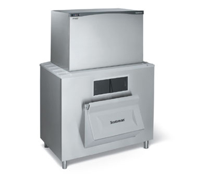 Scotsman C2648MR-3 Prodigy Medium Cube Style Ice Maker w/ 2630-lb/24-hr Capacity, Remote, Air Co