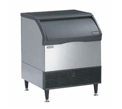 Scotsman CU3030SW-1 Prodigy Cube Style Ice Maker w/ 110-lb Bin & 310-lb/24-hr, Water Cool, Stainless