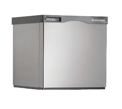 Scotsman N0622R-1 Prodigy Nugget Style Ice Maker w/ 660-lb/24-hr Capacity, Remote, Stainless