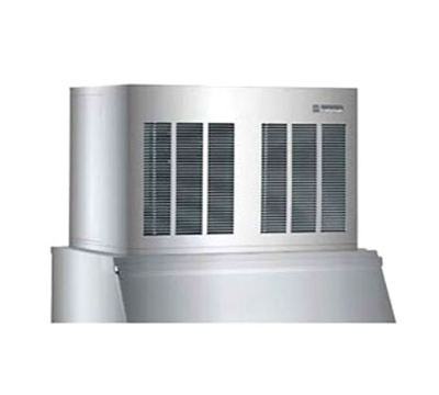 Scotsman NME1854RS-32 Nugget Style Ice Maker w/ 2400-lb/24-hr Capacity, Air Cool, Stainless, 208/1V