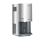 Scotsman MDT3F12A-1 Touchfree Flake-Style Ice Maker & Dispenser w/ 392-lb/24-hr & 12-lb Capacity, Air Cool