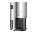 Scotsman MDT4F12A-1 Touchfree Flake-Style Ice Maker & Dispenser w/ 453-lb/24-hr & 12-lb Capacity, Air Cool