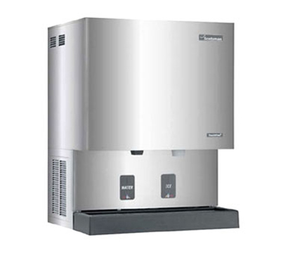 Scotsman MDT6N90A-1 Touchfree Nugget-Style Ice Maker & Dispenser w/ 720-lb/24-hr & 90-lb Capacity, Air Cool