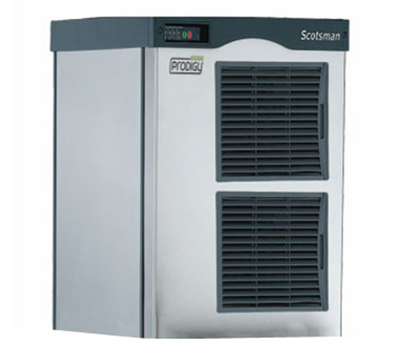 Scotsman N1322A-32 Prodigy Nugget Style Ice Maker w/ 1180-lb/24-hr Capacity, Air Cool, Stainless, 208/1V