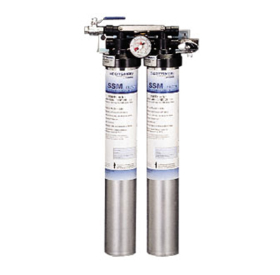 Scotsman SSM2-P Twin System Water Filter Assembly for Ice Makers & Beverage Equipment