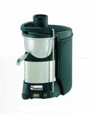 Dynamic 50 Centrifugal Juice Extractor w/ Polyethylene Container, Black, 220-240 V