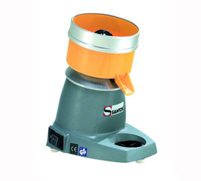 Dynamic 11 (11) Citrus Juicer w/ 3-Cones, 5 To 10-Gallon Per Hour, Painted, 220-240 V