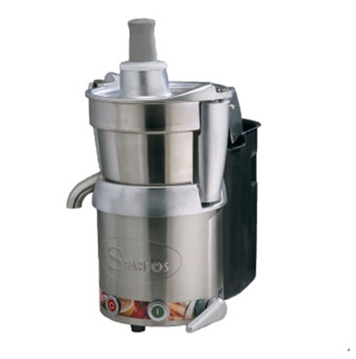 Dynamic 58V1 Santos Centrifugal Professional Juice Extractor, 100-120 V