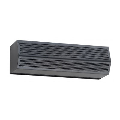 "Mars Air Systems N236-1UA-OB/99-014 36"" Unheated Air Curtain - Auto Switch, Industrial, Black"