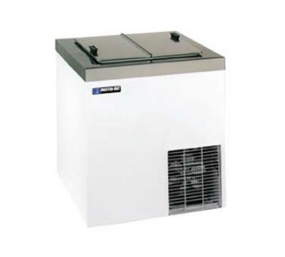 Masterbilt DC-4D Ice Cream Dipping Cabinet - (2) 3-gal Capacity, (5) Storage, Galvanized