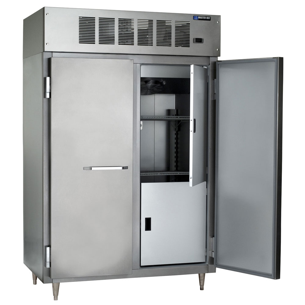 Masterbilt IHC-48 Ice Cream Hardening Cabinet - (43) 3-gal Capacity, Digital Thermostat