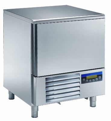 "Masterbilt MBCF44/24-4B Undercounter Blast Chiller - (4) 12x20x2.5"" Pan Capacity, LCD Display, Stainless"