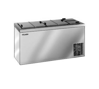Masterbilt DC-10DSE Ice Cream Dipping Cabinet - (11) 3-gal Capacity, (14) Storage, Stainless