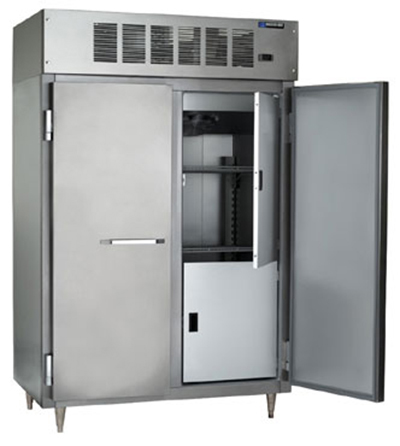 Masterbilt IHC-48R Remote Ice Cream Hardening Cabinet - (43) 3-gal Capacity, Digital Thermostat