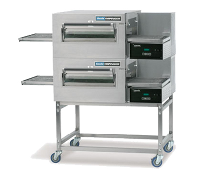 """Lincoln Foodservice 1180-2G 56"""" Impinger Conveyor Oven - NG"""