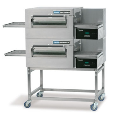 Lincoln Foodservice 1180-FB2E 2401 Impinger II Oven Package w/ FastBake, Double Stack, 240/1 V