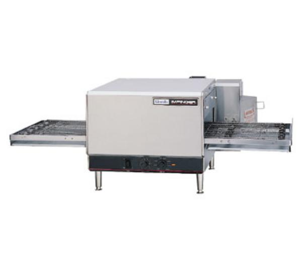 Lincoln Foodservice 1301-4/1353 Impinger Countertop Oven, 31 in Quiet Slow Conveyor 208V, 6KW