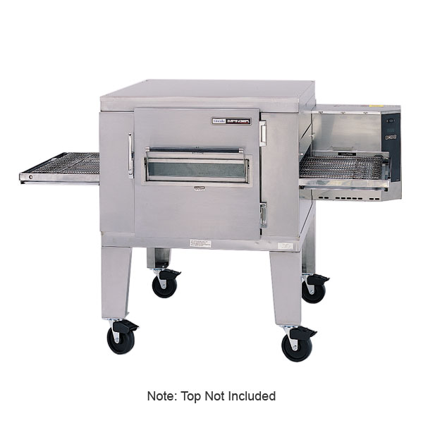 "Lincoln Foodservice 1450-000-U 78"" Electric Conveyor Oven - NG"