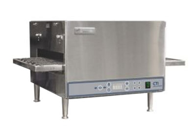 Lincoln Foodservice 2501-4 1346 Slow Bake Countertop Oven w/ Extended 50-in Conveyor, Quie