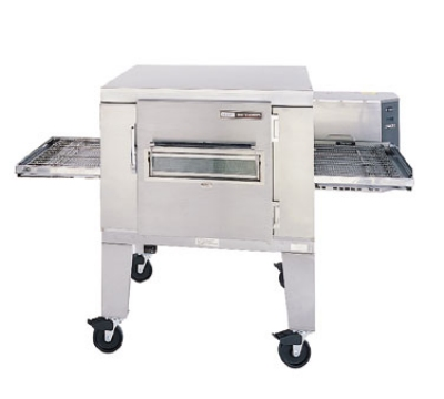 Lincoln Foodservice 1400-1G LP Impinger I Oven Package w/ Single Stack, High Stand, LP