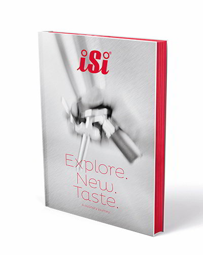 ISI 289401 Limited Edition Cookbook