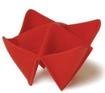 ISI B30001 Basics Get-It Finger Guard, Red